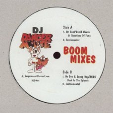 "DJ Danger Mouse - Boom Mixes, 12"""