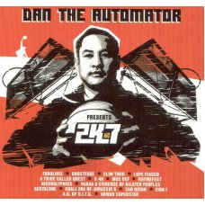 Dan The Automator - 2K7, 2xLP