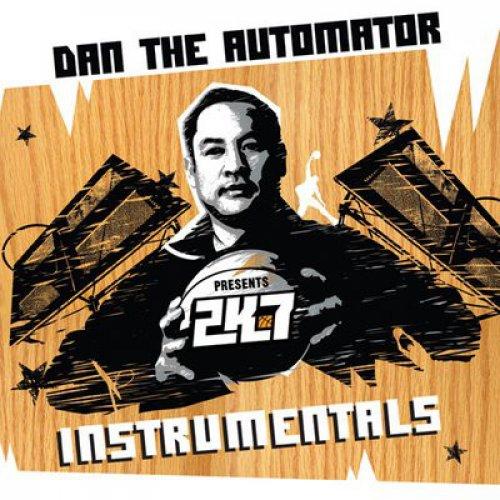 Dan The Automator - 2K7 Instrumentals, 2xLP
