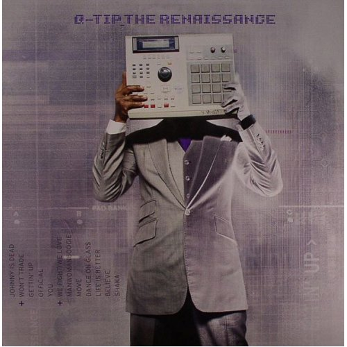Q-Tip - The Renaissance, 2xLP
