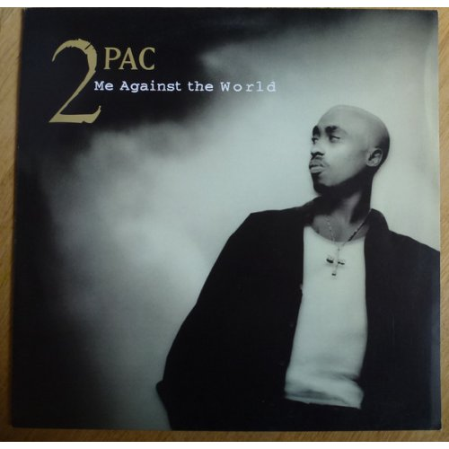 """2Pac - Me Against The World, 12"""""""