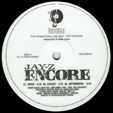 "Jay-Z - Encore / Lucifer, 12"", Promo"