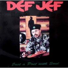 Def Jef - Just A Poet With Soul, LP