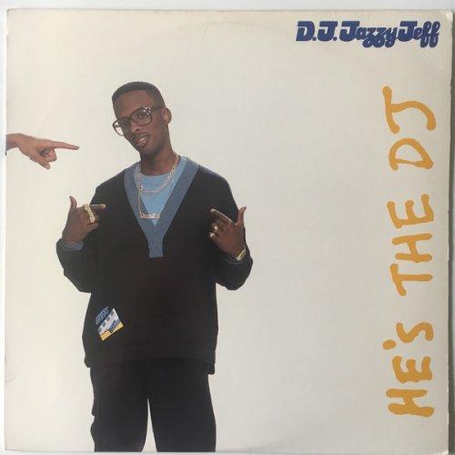 DJ Jazzy Jeff & The Fresh Prince - He's The DJ, I'm The Rapper, 2xLP