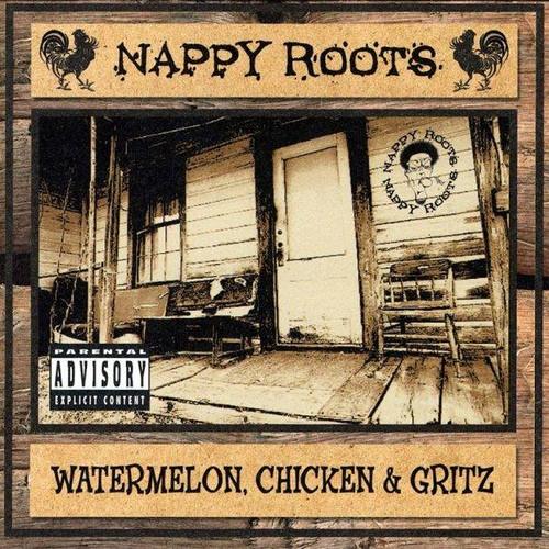 Nappy Roots - Watermelon, Chicken & Gritz, 2xLP