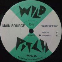 "Main Source - Fakin' The Funk, 12"""