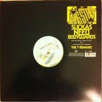 """Gang Starr - Suckas Need Bodyguards, 12"""", Reissue"""