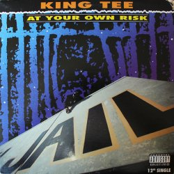 """King Tee - At Your Own Risk, 12"""""""