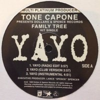 "Tone Capone - Tone Capone Presents Dollars & Spence Records, 12"""