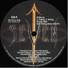 """Seven - Seven, 12"""", Sampler"""