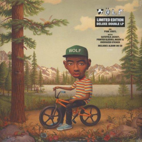 Tyler, The Creator - Wolf, 2xLP + CD
