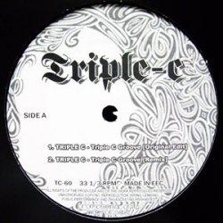 "Triple C - Triple C Groove, 12"", Promo"