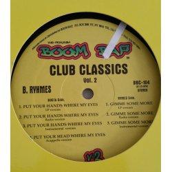 "B. Rhymes - Club Classics Vol. 2, 12"""