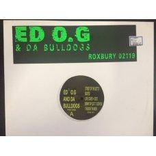 Ed O.G & Da Bulldogs - Roxbury 02119, LP