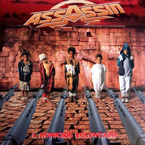 Assassin - L'Homicide Volontaire, 2xLP, Reissue
