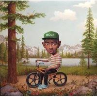 Tyler, The Creator - Wolf, 2xLP, Repress + CD, Reissue