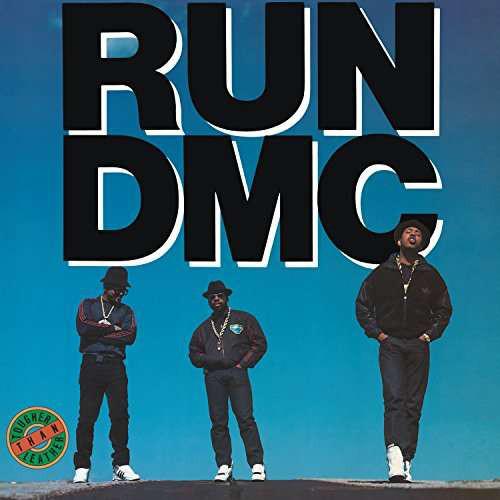Run-DMC - Tougher Than Leather, LP, Reissue