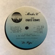 """Master C & Thee Edge - Master C And Thee Edge , 12"""", EP"""