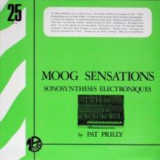 Pat Prilly - Moog Sensations (Sonosyntheses Electroniques), LP