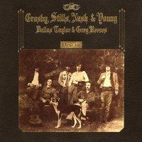 Crosby, Stills, Nash & Young - Déjà Vu, LP