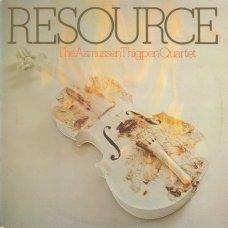 The Asmussen Thigpen Quartet - Resource, LP