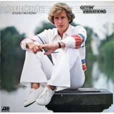 Alfie Khan Sound Orchestra - Gettin' Vibrations, LP