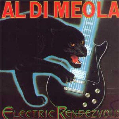 Al Di Meola - Electric Rendezvous, LP