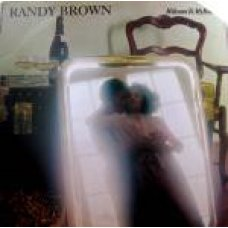 Randy Brown - Welcome To My Room, LP, Promo