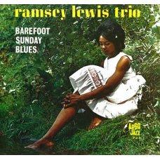 The Ramsey Lewis Trio - Barefoot Sunday Blues, LP, Mono