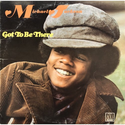 Michael Jackson - Got To Be There, LP