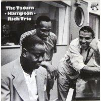 Lionel Hampton / Art Tatum / Buddy Rich - The Lionel Hampton-Art Tatum-Buddy Rich Trio, LP, Mono