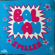 Balkan - Balkan Spiller, LP