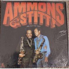 Ammons & Stitt - You Talk That Talk!, LP