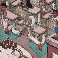 Open Mike Eagle - Brick Body Kids Still Daydream, LP, Reissue