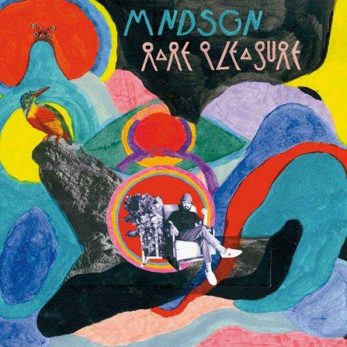 mndsgn - Rare Pleasure, LP (Black vinyl)