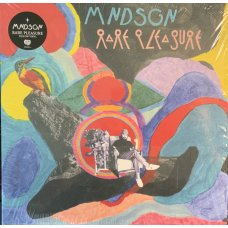 mndsgn - Rare Pleasure, LP (Yellow vinyl)