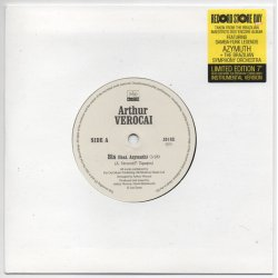 "Arthur Verocai - Bis, 7"", Reissue (RSD2021)"