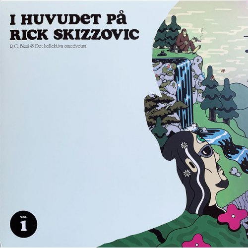 R.G. Bizzi & Det Kollektiva Omedvetna - I Huvudet På Rick Skizzovic Vol. 1, LP