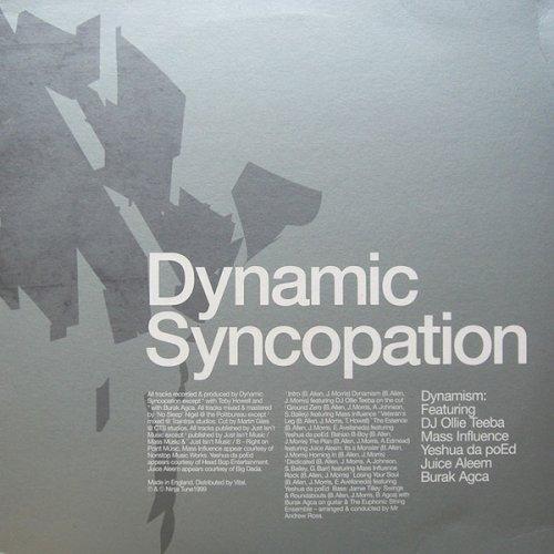 Dynamic Syncopation - Dynamism, 2xLP