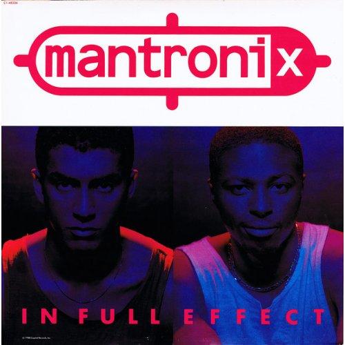 Mantronix - In Full Effect, LP