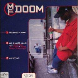 "MF Doom / MF Grimm - MF, 2x12"", EP"