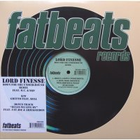"""Lord Finesse - Down For The Underground (Remix), 12"""""""