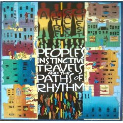 A Tribe Called Quest - People's Instinctive Travels And The Paths Of Rhythm, LP