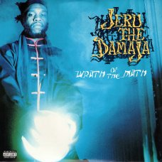 Jeru The Damaja - Wrath Of The Math, 2xLP