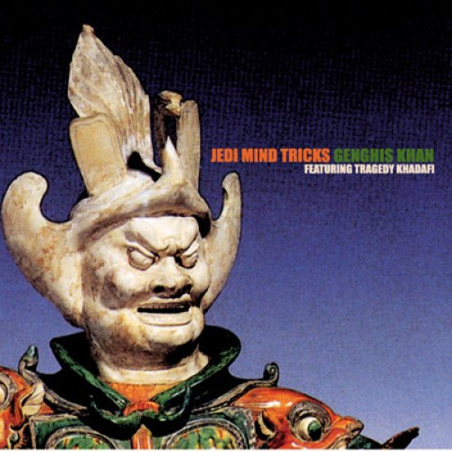 "Jedi Mind Tricks Featuring Tragedy Khadafi - Genghis Khan, 12"""