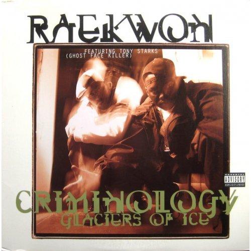"Raekwon Featuring Tony Starks - Criminology / Glaciers Of Ice, 12"""
