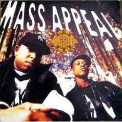 """Gang Starr - Mass Appeal, 12"""""""