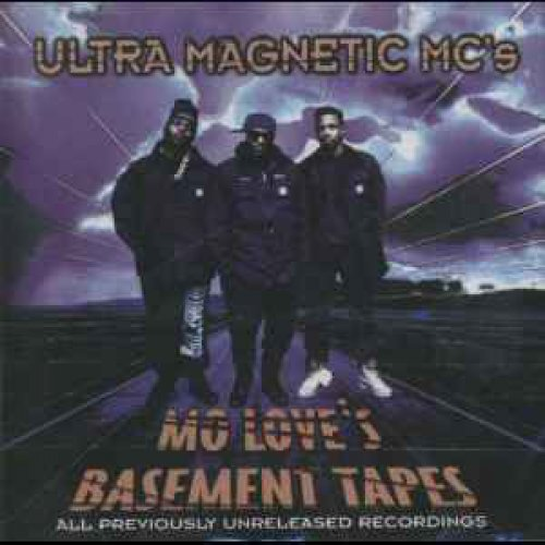 Ultramagnetic MC's - Mo Love's Basement Tapes, LP