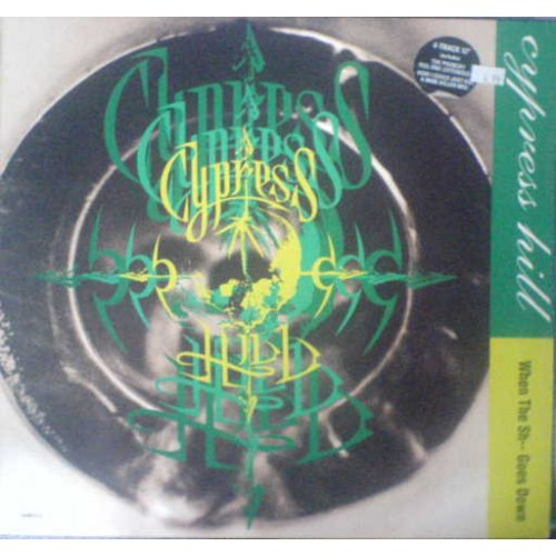 """Cypress Hill - When The Sh-- Goes Down, 12"""""""