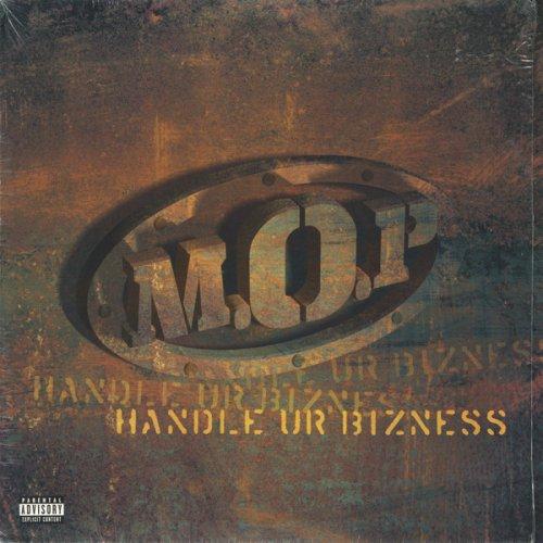 "M.O.P. - Handle Ur Bizness, 12"", EP"
